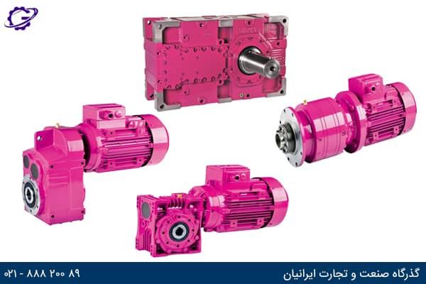 تصویر محصولات شرکت ایلماز ترکیه